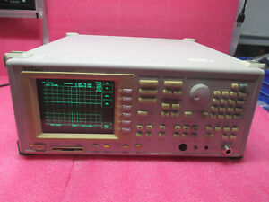 Anritsu Ms2602a Spectrum Analyzer W Option 05