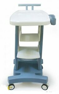 Mobile Trolley Cart For Ultrasound Imaging Scanner System W printer Draw