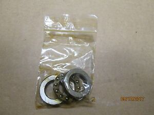 New Other Ina Andrew mpb 2006 Thrust Bearing 5 8 Id X 1 Od X 1 2