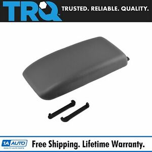 Gray Center Console Lid For Toyota Tacoma 4runner Pickup Truck Suv Brand New