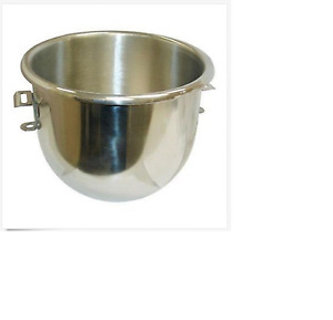 20 Qt Quart Mixing Bowl Fits Hobart Mixer Commercial Stainless Steel Planetary