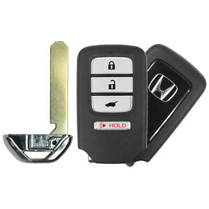 New Factory Remote Smart Key Keyless Entry Prox Fob Transmitter For Cr V