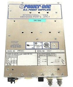 Power One Spm5c2a1l International Series Switching Power Supply
