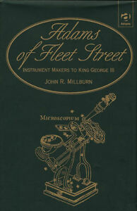 Millburn Book On Instrument Maker Geo Adams Going Out Of Business Sale