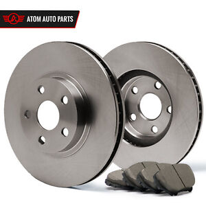 2003 2004 2005 2006 Ford Expedition oe Replacement Rotors Ceramic Pads R