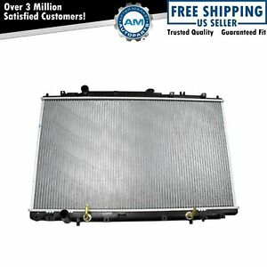Radiator New For Honda Odyssey Isuzu Oasis