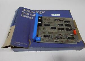 Numa logic Up down Counter Solid State Relay Board Nl 362 Nib
