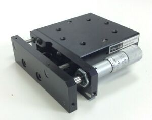 Parker Cr4552 Linear Stage Carriage Dimensions 2 625 X 2 625 Travel 0 5