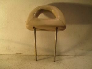 1998 To 2005 Beetle Front Tan Leather Headrest Assm