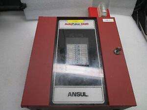 Ansul Autopulse 442r Agent Release Control System With Key