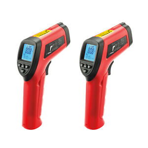 Maverick Lt 04 Infrared Laser Surface Thermometer 2 pack