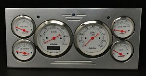 1973 1974 1975 1976 1977 1978 Ford Truck 6 Gauge Dash Panel Metric Pro Wh