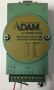 Adam Data Aquisition Modules Adam 4520 Rs 232 Rs 422 rs 485 Isolated Converter