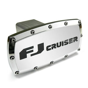 Toyota Fj Cruiser Billet Aluminum Tow Hitch Cover