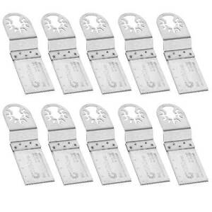 Versa Tool Ab10e 30mm Stainless Steel Multi tool Saw Blades 10 Pack