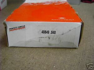 Chevy Jeep 5 0 350 5 7 Buick Olds Cutlass Regal Lesabre Piston Rings 40849 040