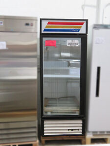 True Gdm 26f Reach in Freezer Merchandiser Glass Door Ice Cream 110v