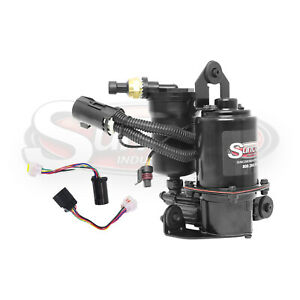Air Ride Suspension Compressor Dryer For 2002 2006 Cadillac Escalade