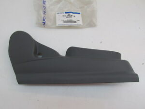 2006 2007 Ford Focus Oem Front Right Seat Cushion Valance Cover 6s4z 5462186 Ab