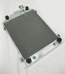 1932 Ford Aluminum Radiator For Flathead Flat Head Engine Street Rod 32 3 Core