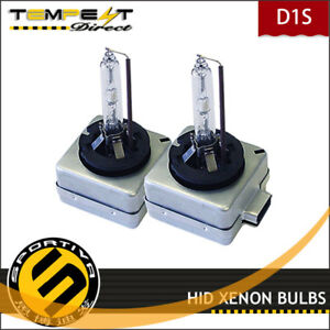 D1s Hid Xenon Bulbs Cadillac Escalade Esv Ext Headlight Replacement 2003 2014