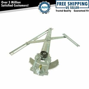 Front Window Regulator Manual Lh Driver Side For 79 83 Toyota Pickup Truck New