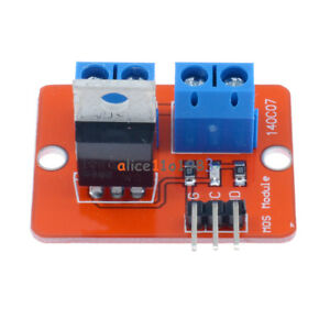 1 2 5 10pcs Mosf Button Irf520 Mosfet Driver Module For Arduino Arm Raspberry Pi