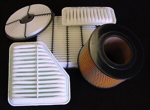 Toyota Corolla 1990 1992 Engine Air Filter Oem New