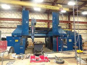 Dmt 1200 5 axis Cnc Gantry Mill