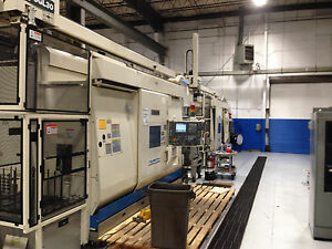 Okuma Macturn 250w 5 axis Cnc Turning Center rebuilt In 2015 2 Units Available