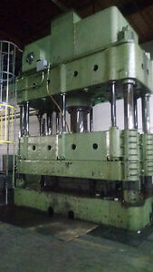 650ton Hpm Triple Action Hydraulic Press