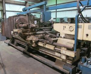 Lodge Shipley Profiturn 5 12 Cnc Lathe