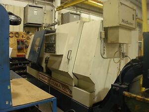 Daewoo Cnc Puma 12 Turning Center