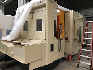 Makino A 88 Horizontal Machining Center 2000