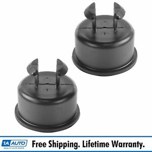 Oem Tailgate Hinge Plastic Repair Bushing Pair Set Of 2 For Dodge Ram New