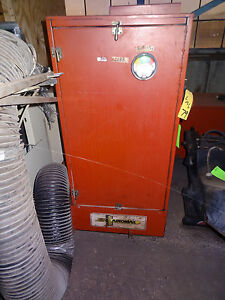 Airomax Model Rm2508 Portable Welding Fume Collector