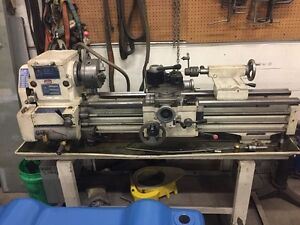 Jet Model 1236f Tool Room Lathe