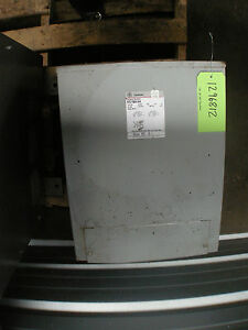 25 Kva General Electric Single Phase Transformer Cat 9t21b9104