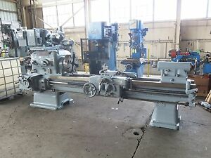 16 X 72 Lodge Shipley Lathe 20