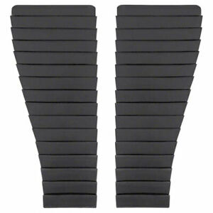 Oer 748557 Hood Louver Inserts 1985 90 Chevy Camaro Z28 Iroc One Pair