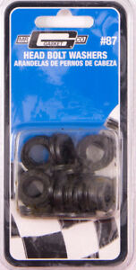 Mr Gasket 87 Head Bolt Washers Sbc Bbc Chevy Small Block Big 350 383 400 434 305