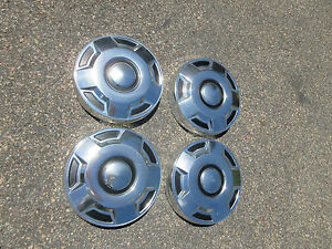 1978 1991 Ford Truck Van 10 75 Inch Dog Dish Hubcaps