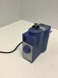 Ika Rw16 Basic Overhead Stirrer Voltage 115vac 50 60hz Watts 75 Rpm 40 1200