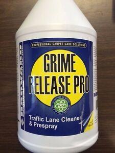 Harvard Grime Release Pro Carpet Cleaning Prespray Traffic Lane Cleaner Case