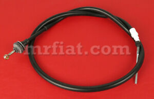 Fiat 130 130 Coupe Clutch Cable New