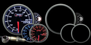 Halo Series Air Fuel Ratio Wideband Kit Amber White Blue
