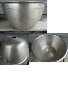 Hobart 40 Quart Mixer Stainless Bowl Only