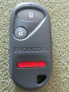 1997 1998 1999 2000 Honda Civic Accord Keyless Remote A269zua106 Factory Oem