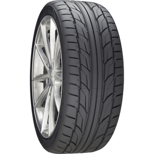 2 New 255 40 17 Nitto Nt 555 G2 40r R17 Tires 35091