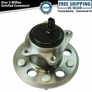 Rear Wheel Bearing Hub Assembly Driver Side Lh Lr For Toyota Avalon Camry New